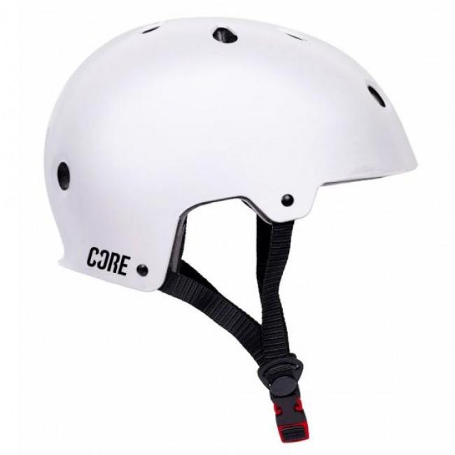 Core Basic Scooter Helmet White