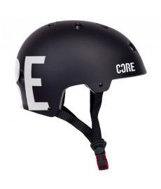 Core Street Scooter Helmet Black L/XL