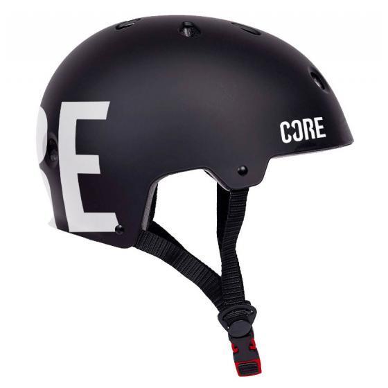 Core Street Scooter Helmet Black S/M