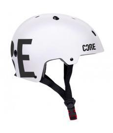 Core Street Scooter Helmet White L/XL