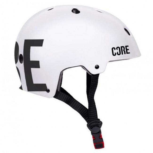 Core Street Scooter Helmet White