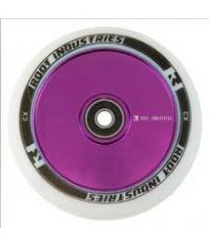 Root Industries Air Wheel White Purple 110mm