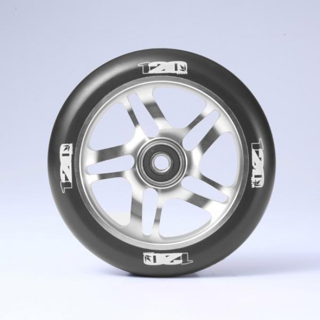 Blunt 120mm Scooter Wheel Silver