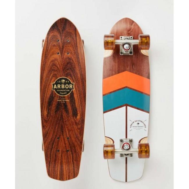 Arbor Foundation Pocket Rocket Cruiser Skateboard 27