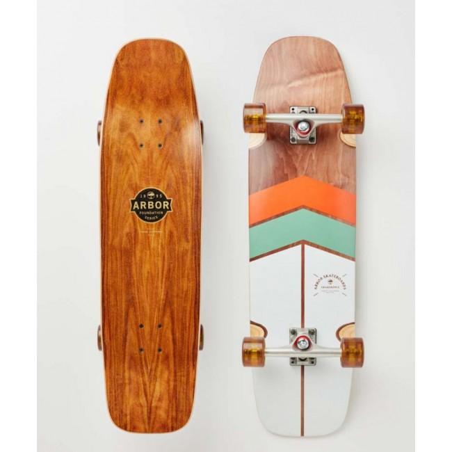 Arbor Foundation Shakedown Cruiser Skateboard 34