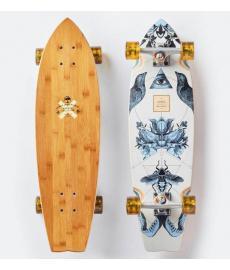 "Arbor Bamboo Sizzler Cruiser Skateboard 32"""