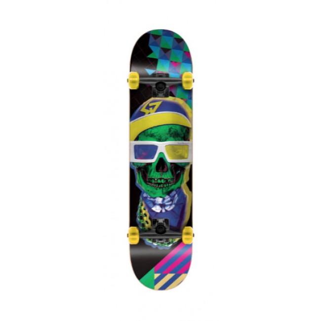 Speed Demons Gang Mix Complete Skateboard 7.5
