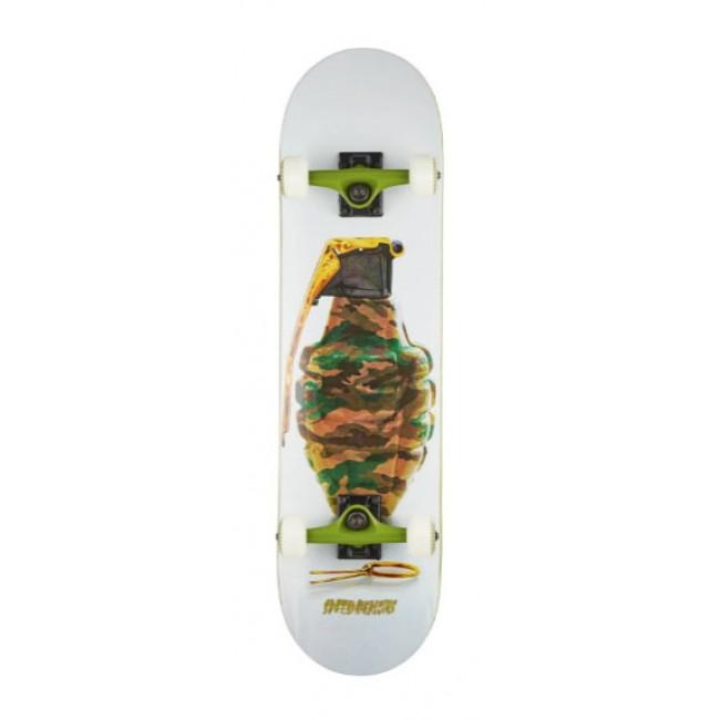 Speed Demons Premium Snazzy Complete Skateboard 7.75