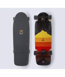 "Arbor Artist Draplin Oso Cruiser Skateboard 30"""