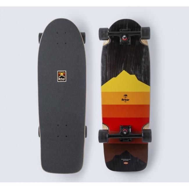Arbor Artist Oso Cruiser Skateboard 30