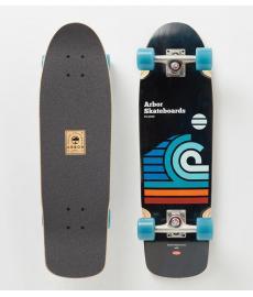 "Arbor Artist Draplin Pilsner Cruiser Skateboard 29"""