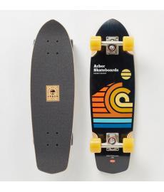 """Arbor Artist Draplin Pocket Rocket Cruiser Skateboard 27"""""""