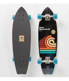 "Arbor Artist Draplin Sizzler Cruiser Skateboard 32"""