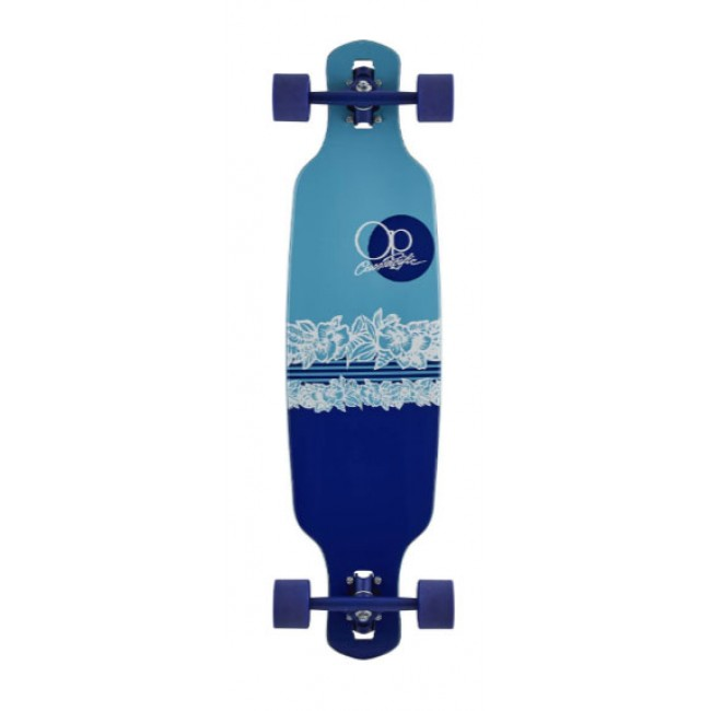 "Ocean Pacific Compact Drop Complete Cruiser Skateboard 36"""