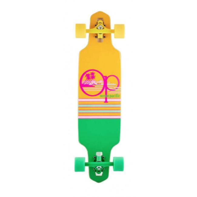 Ocean Pacific Compact Drop Complete Cruiser Skateboard 31.5