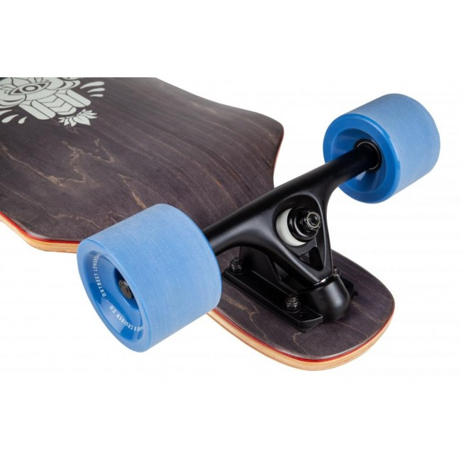 D Street Drop Down Tripout Cruiser Skateboard 40