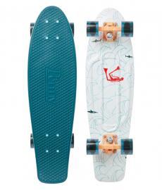 "Penny Caps Complete Skateboard 27"" Multi"
