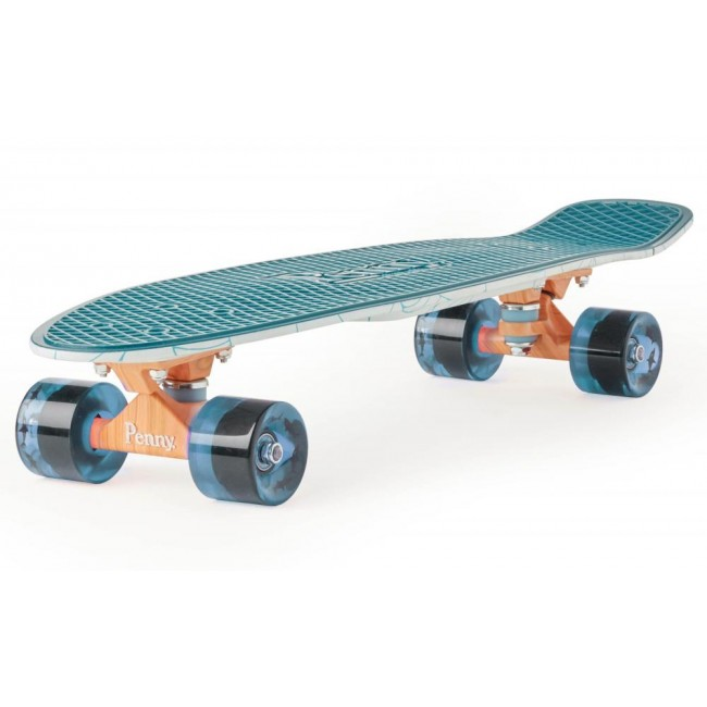 Penny Caps Complete Skateboard 27