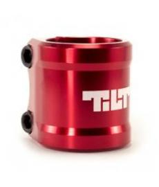 Tilt Arc Scooter Clamp Red