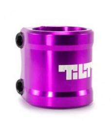 Tilt Arc Scooter Clamp Purple