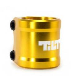 Tilt Arc Scooter Clamp Gold
