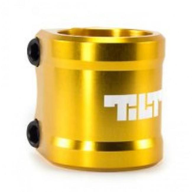 Tilt Arc Scooter Clamp Gold