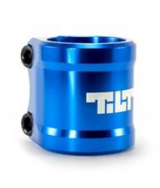 Tilt Arc Scooter Clamp Blue