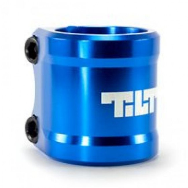 Tilt Arc Scooter Clamp Blue