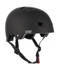 Bullet Deluxe Kids Helmet XS/S Youth Black
