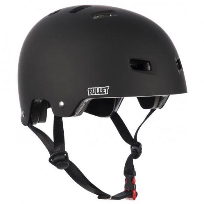 Bullet Deluxe Adult Helmet Black