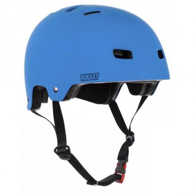 Bullet Deluxe Kids Helmet XS/S Youth Blue