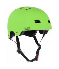 Bullet Deluxe Kids Helmet XS/S Youth Green