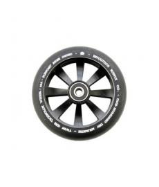 Revolution Twin Core Scooter Wheel Black 110mm