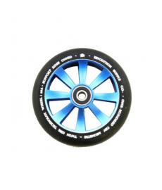 Revolution Twin Core Scooter Wheel Blue 110mm