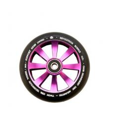 Revolution Twin Core Scooter Wheel Purple 110mm