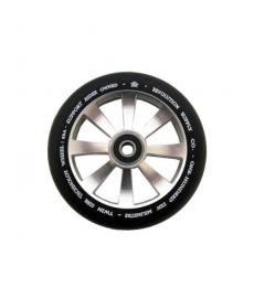 Revolution Twin Core Scooter Wheel Silver 110mm