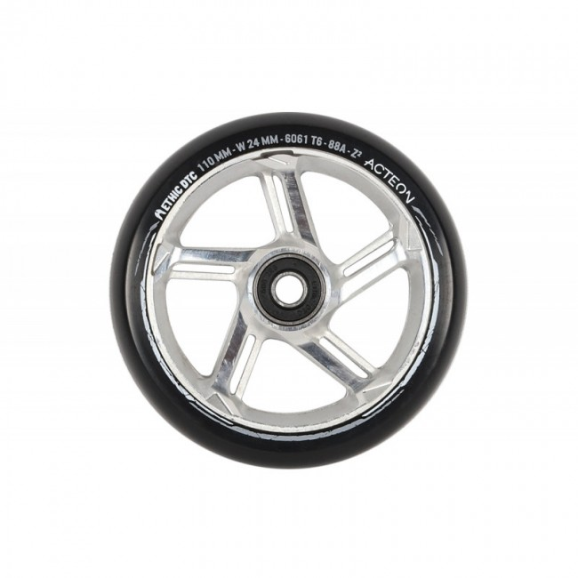 Ethic Acteon Scooter Wheel Raw 110mm