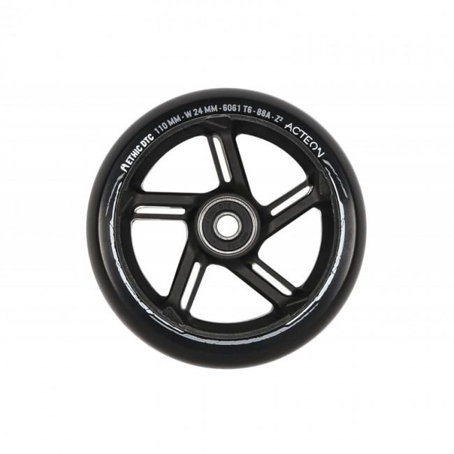 Ethic Acteon Scooter Wheel Black 110mm