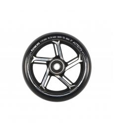 Ethic Acteon Scooter Wheel Black Raw 110mm