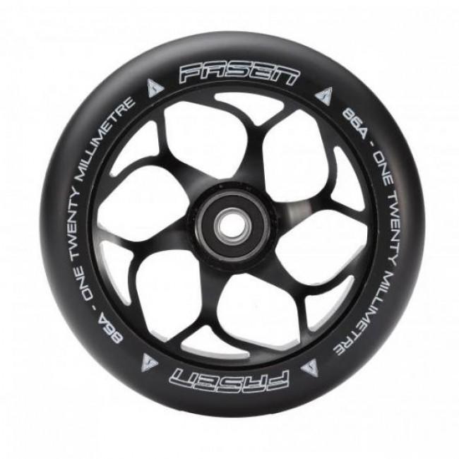 Fasen 120mm Scooter Wheel Black