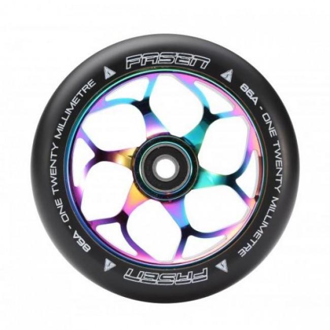 Fasen 120mm Scooter Wheel Neo Chrome