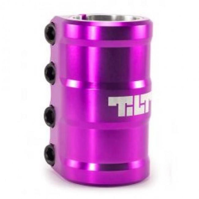 Tilt Arc SCS Scooter Clamp Purple