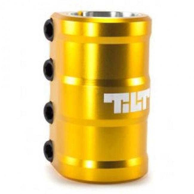 Tilt Arc SCS Scooter Clamp Gold