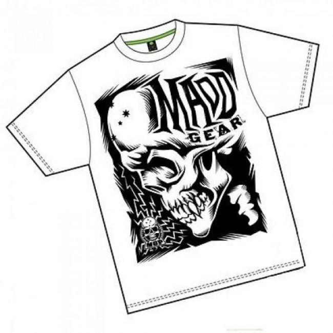 MGP Profiler T-Shirt White Small (Age 10-12) 29