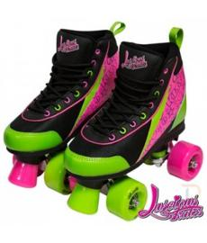 Luscious Retro Quad Skates Delish