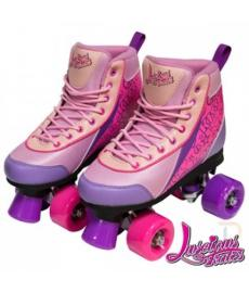 Luscious Retro Quad Skates Pure Passion