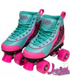 Luscious Retro Quad Skates Summer Dayz