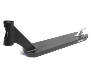 Apex Pro Scooter Deck Black 550mm