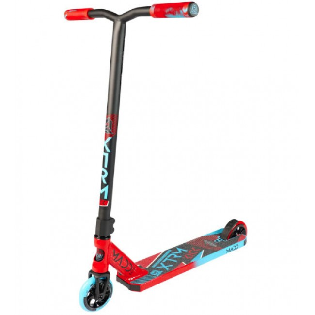Madd Gear Kick Extreme V5 Stunt Scooter Red/Blue