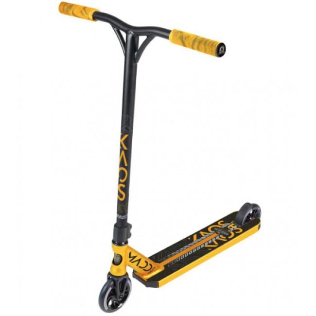 Madd Gear Kick Kaos Stunt Scooter Gold/Black
